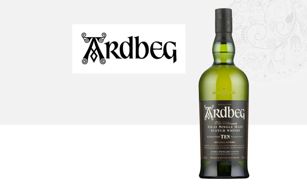 ardbeg single malt scotch whisky