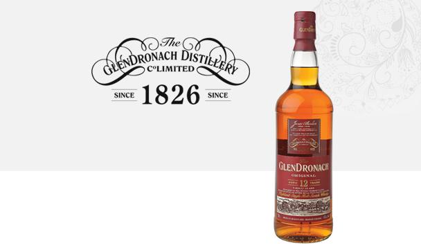 glendronach single malt scotch whisky