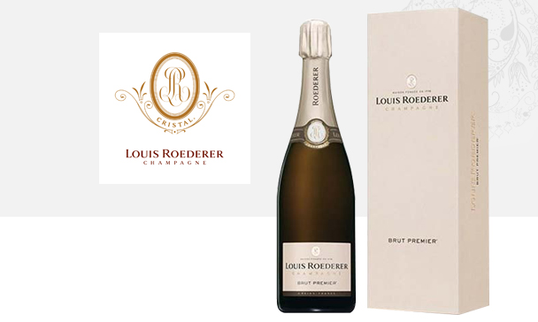 luois roederer brut premiere
