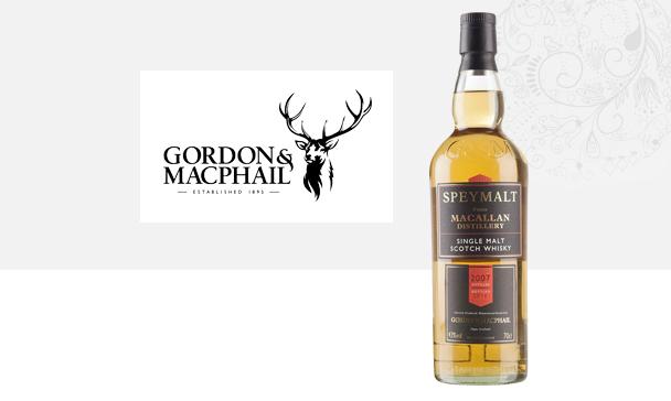 macallan speymalt single malt scotch whisky 2007