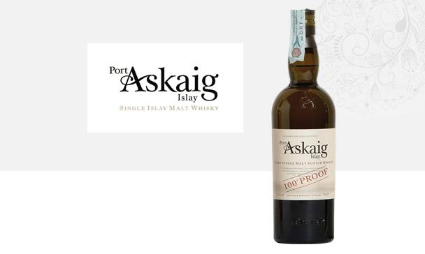 port askaig 100 proof islay single malt scotch whisky