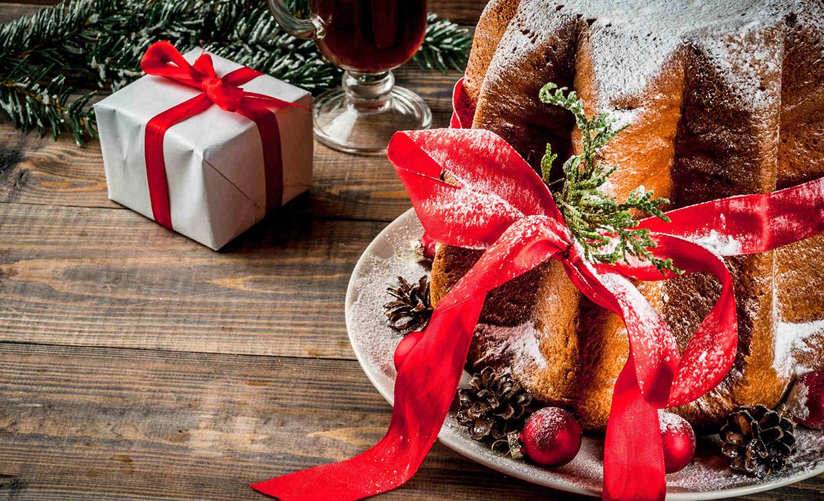 Cesti natalizi de La Vacca d'Oro - Natale 2019